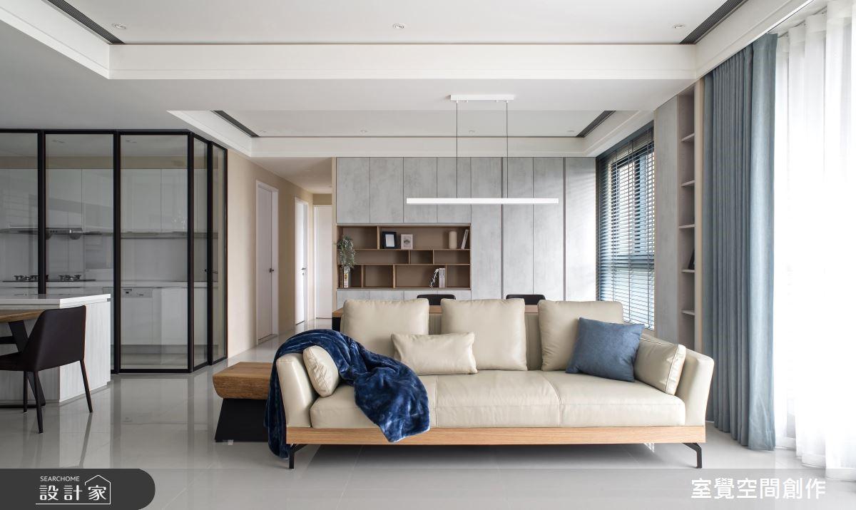 俐落簡約好設計!讓你窩心入住的現代風好宅