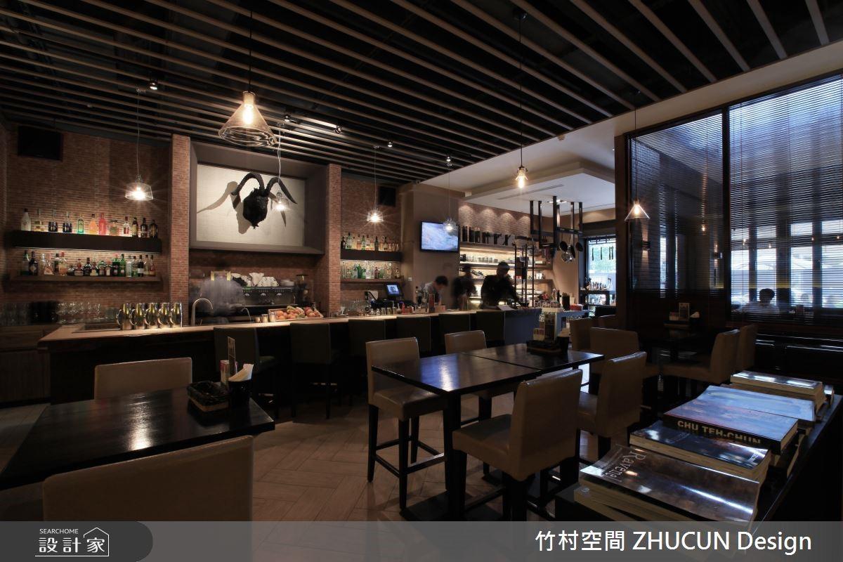 走進歐式 Loft風餐酒館,品嚐越陳越香的好設計!