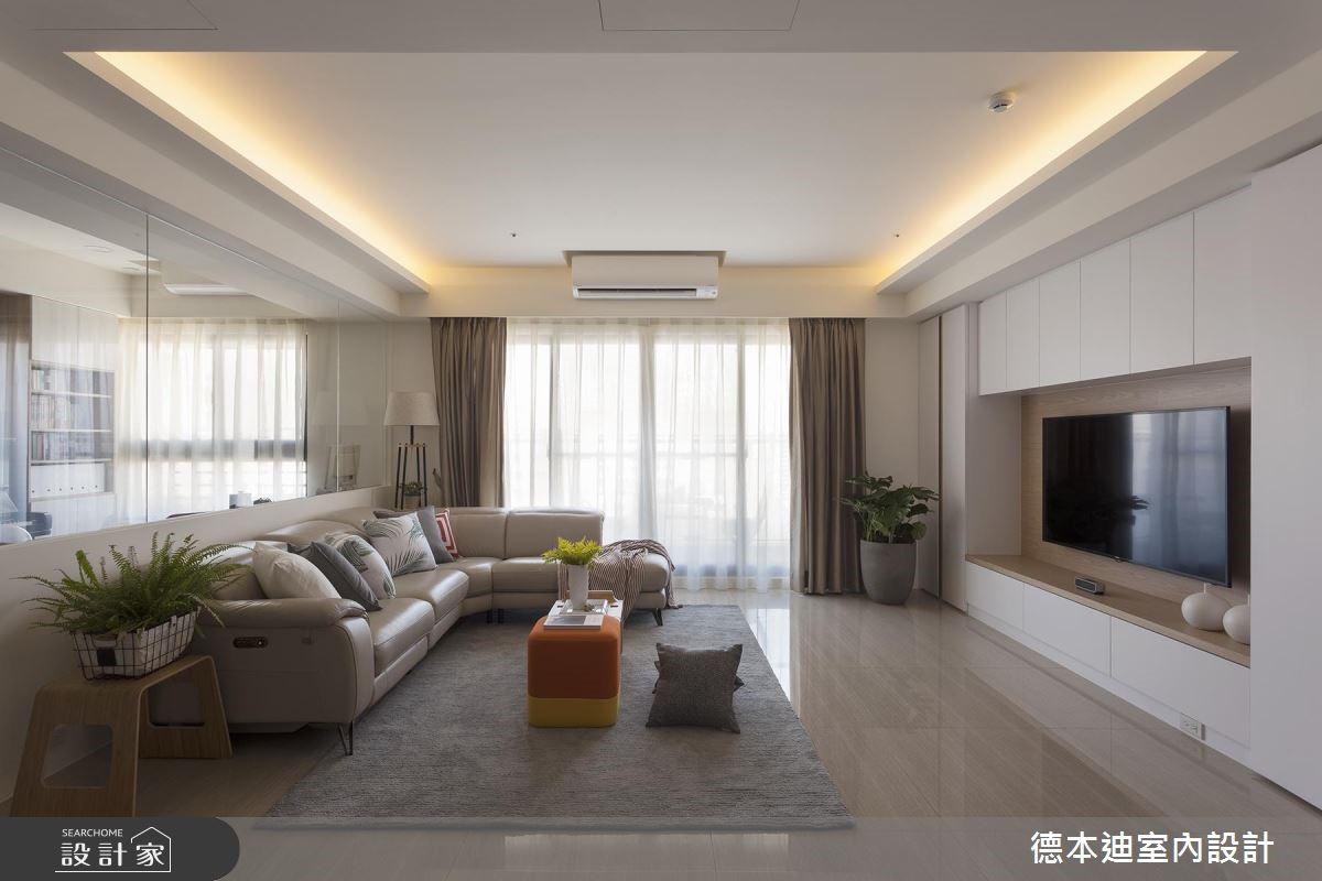 與好口碑設計師二度合作!打造高效收納的淨透好宅