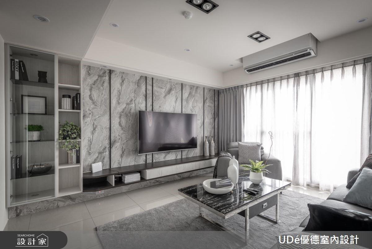 專屬你的灰色時尚!精緻實用的現代風好宅