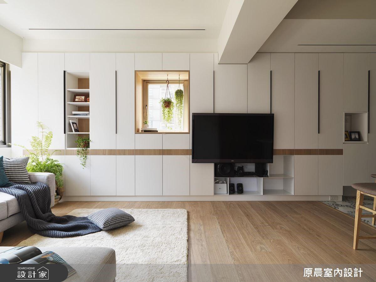 日光小窗台混搭大容量收納!打造不輸大房子的生活享受!