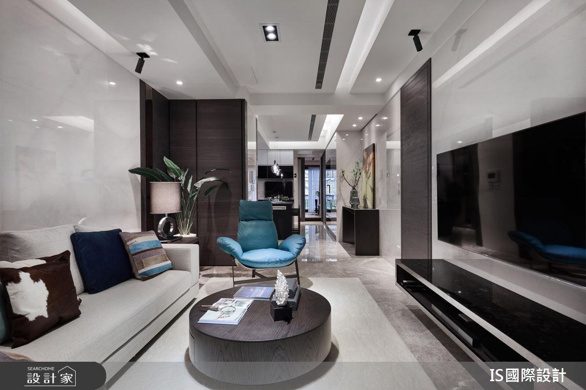 時尚現代風居家  打造優雅、深邃的視覺魅力