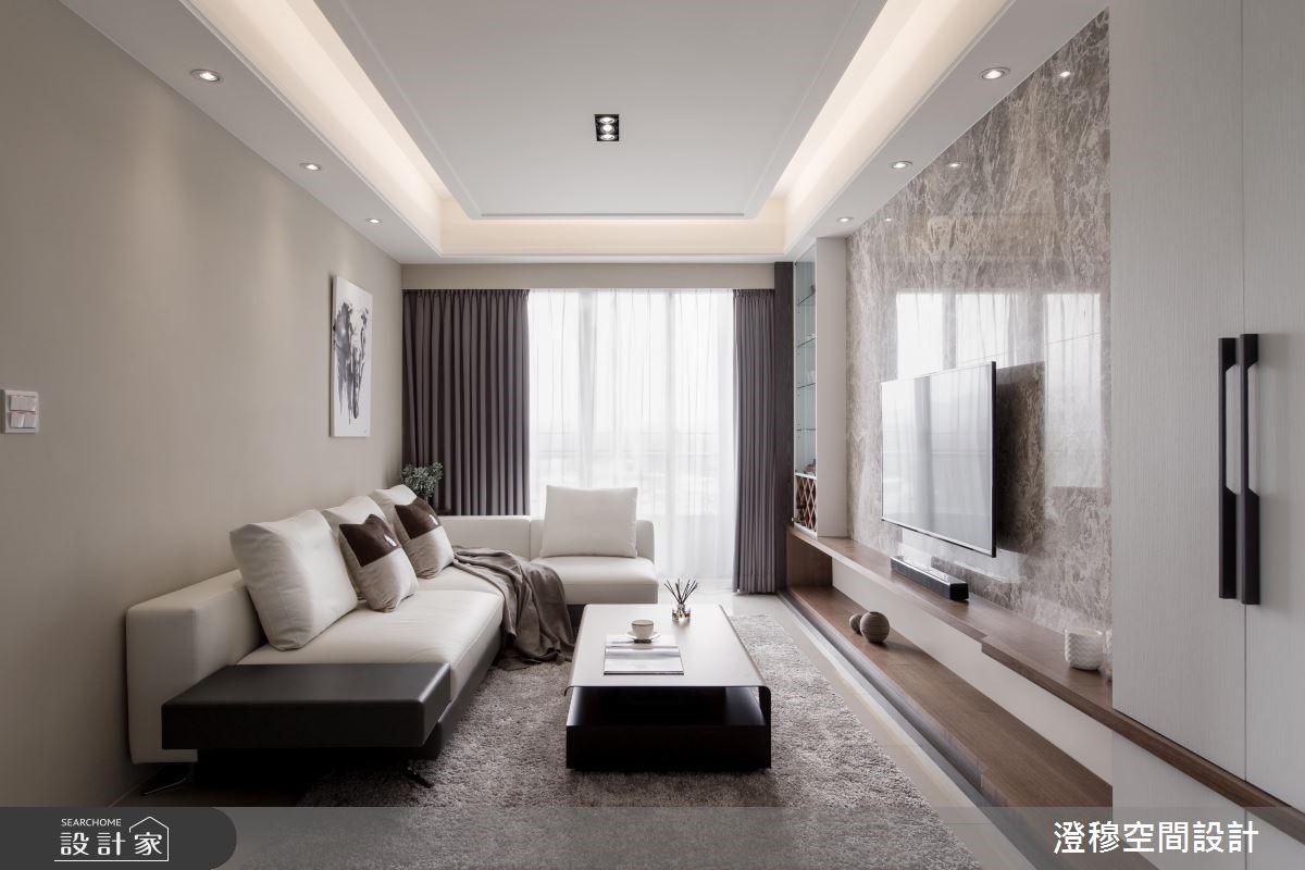 現代風小豪宅竟只有 14 坪?微型空間簡單就是美!