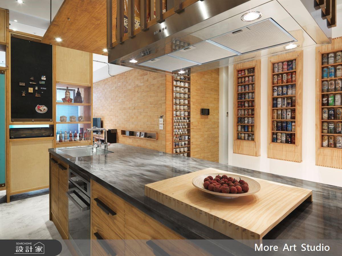 用暖暖實木設計 激活收納成為家的美學風景
