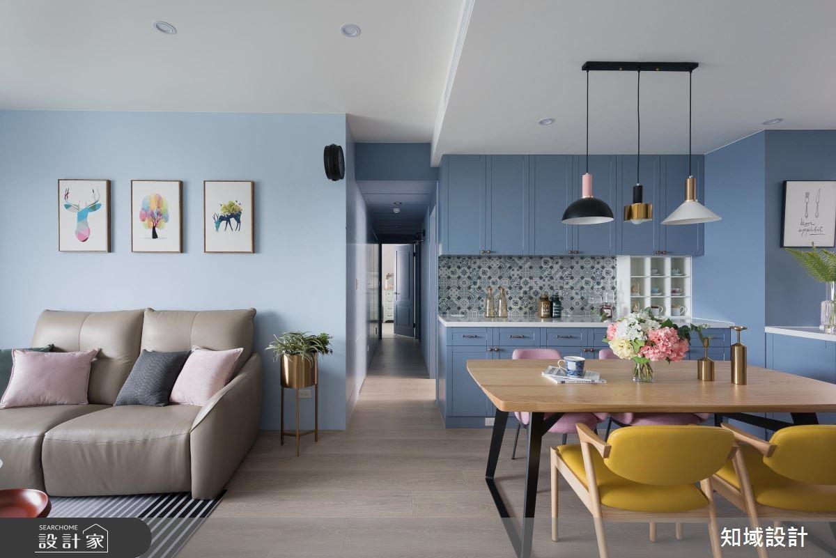 薰衣草藍廚房+土耳其藍書房!獻給你的英式藍調宅