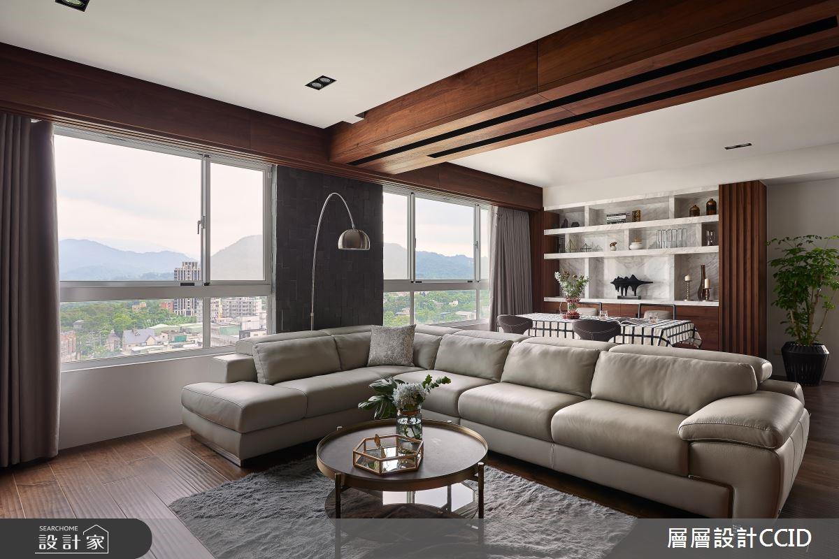 這款現代風大宅,替你預留退休後最想見到的風景!