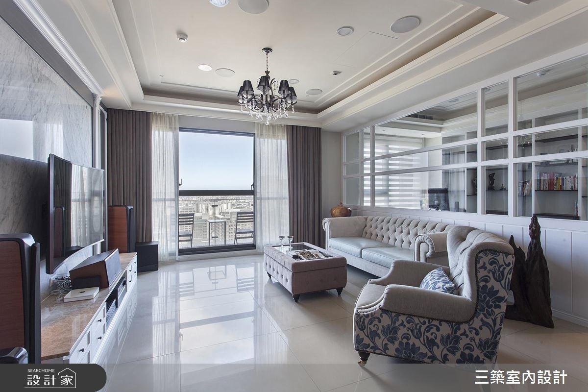 美景、採光、好視野!輕盈光感的新古典奢華