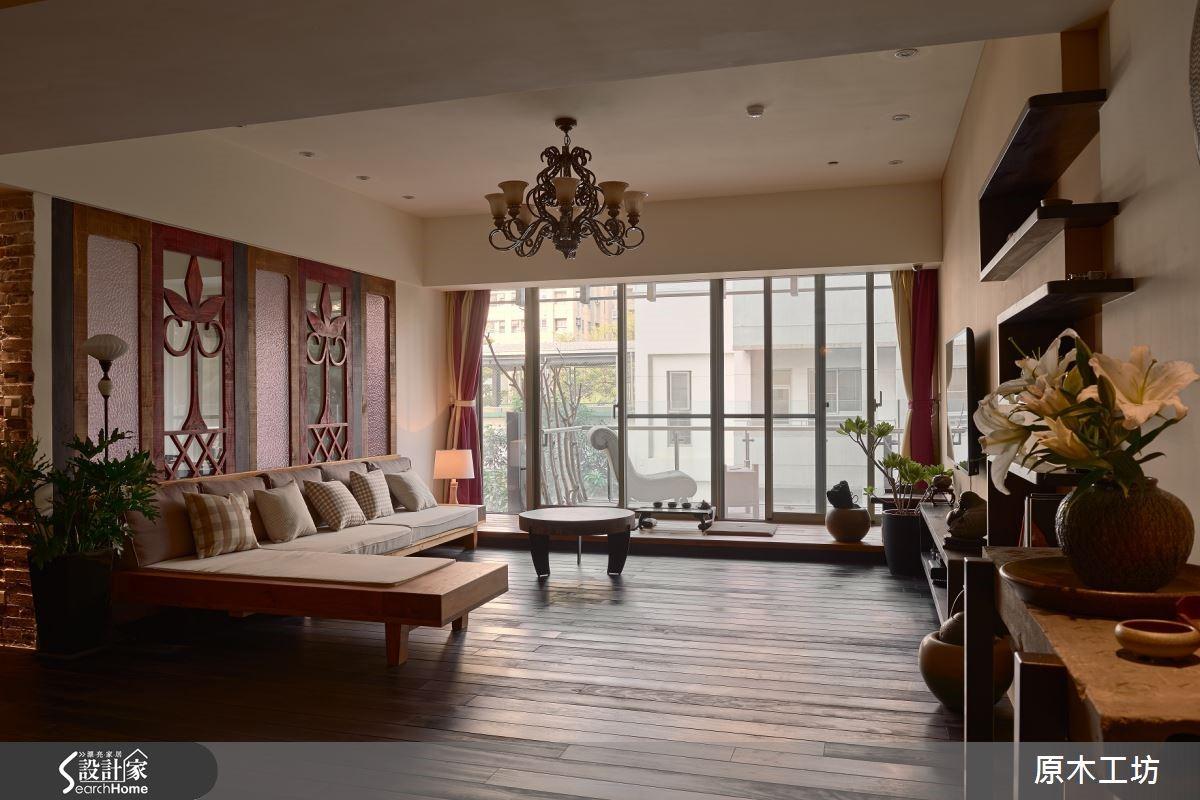 暖暖原木療癒術!感受通透與自然氣息圍繞的家屋