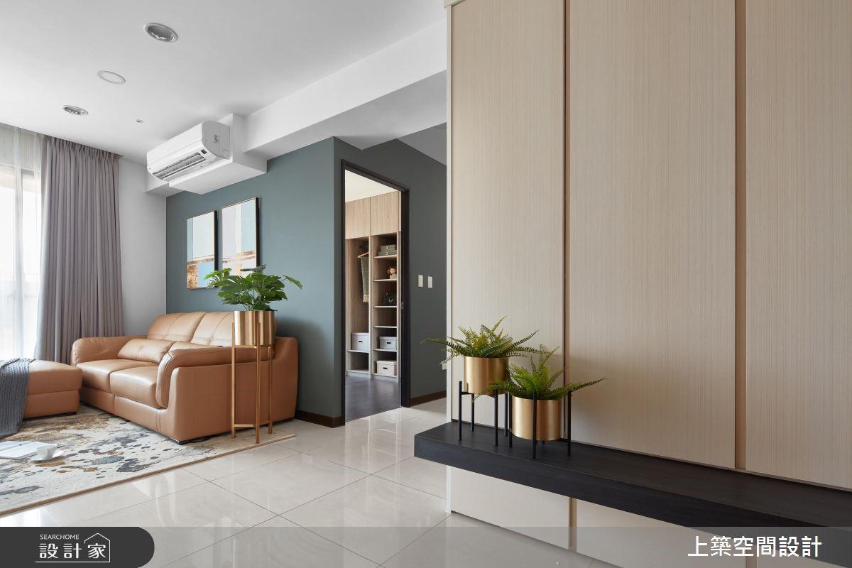 自帶工班坐擁超強優勢!百萬內給 28 坪現代宅超乎期待的高端享受