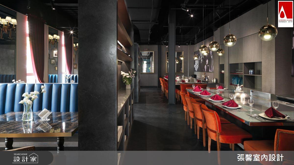 法式小酒館的雋永韻味!光影與香氣伴隨的「食」尚饗宴,獲A'design國際設計大獎殊榮