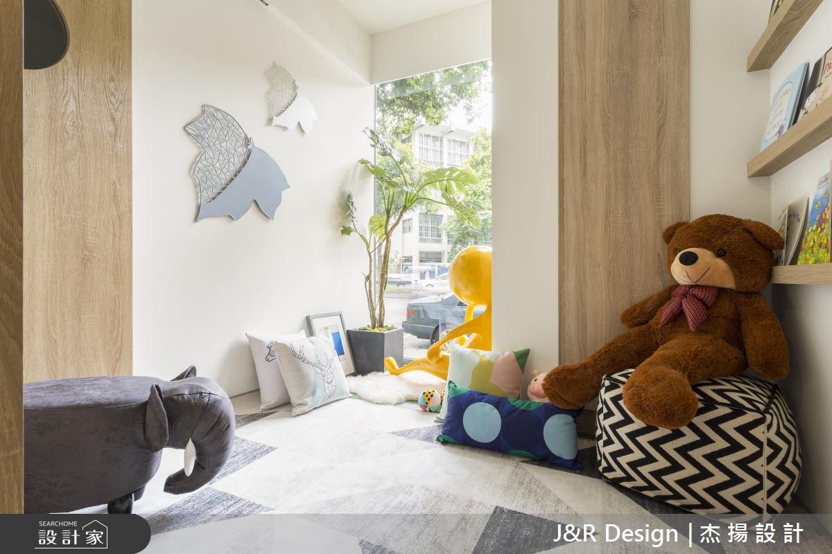 現代老宅讓小孩愛上美語!樹屋、洞穴帶他們邊玩邊學