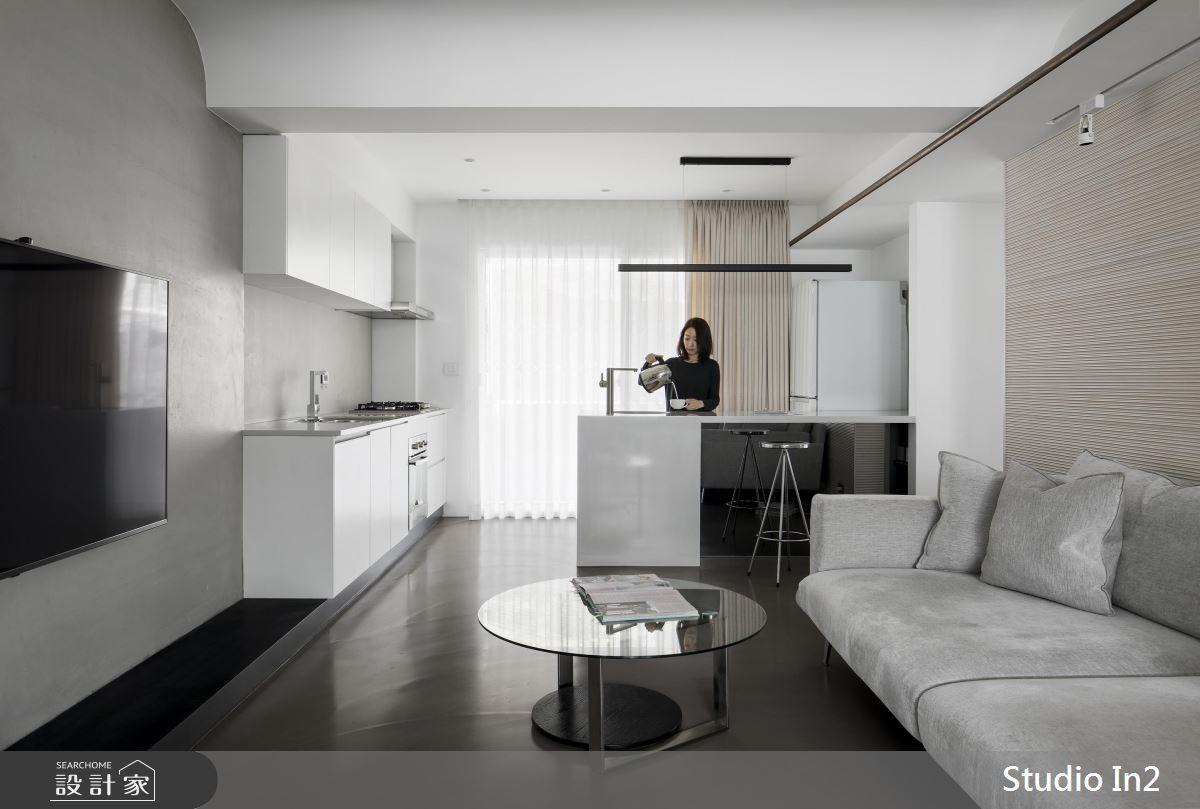 機能共用、空間共享!24 坪老屋的潛力大改造