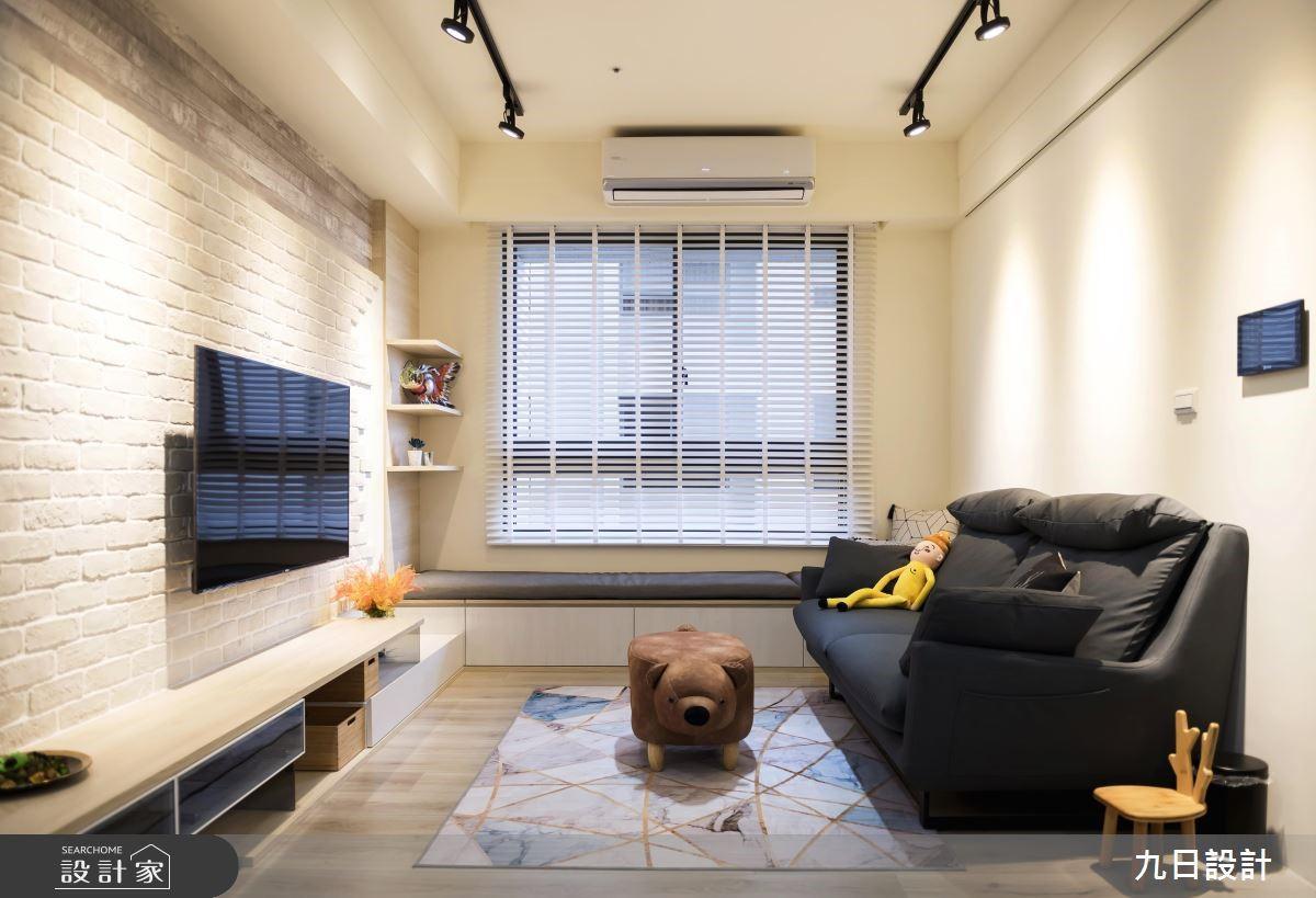 55萬打造妳的第一個家!溫度滿分的北歐風單身宅