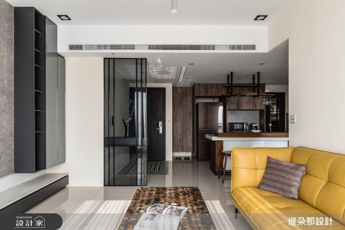 廚房吧台面窗設計 譜出居家生活的舒適旋律