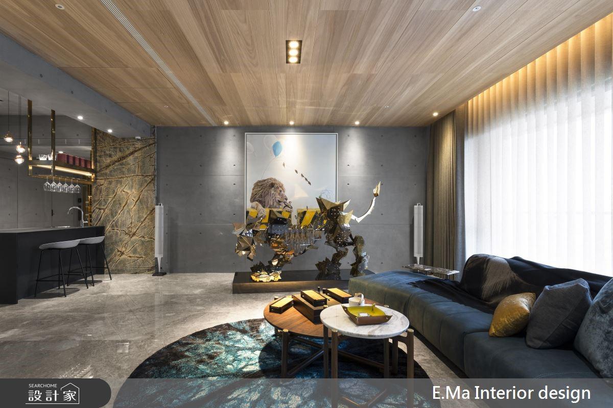 超大酒窖、訂製家徽跳脫家的想像,讓家成為忠於自我的代表!