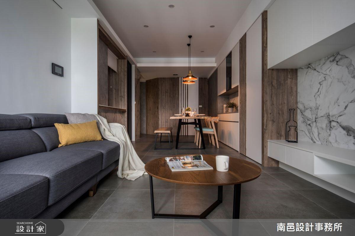 屋主心聲日式現代宅都聽到了!25 坪擁大容量收納、開放式中島