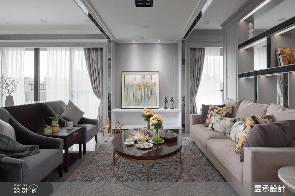 打造如度假飯店般優雅 實踐一家四口美式風尚宅的夢想