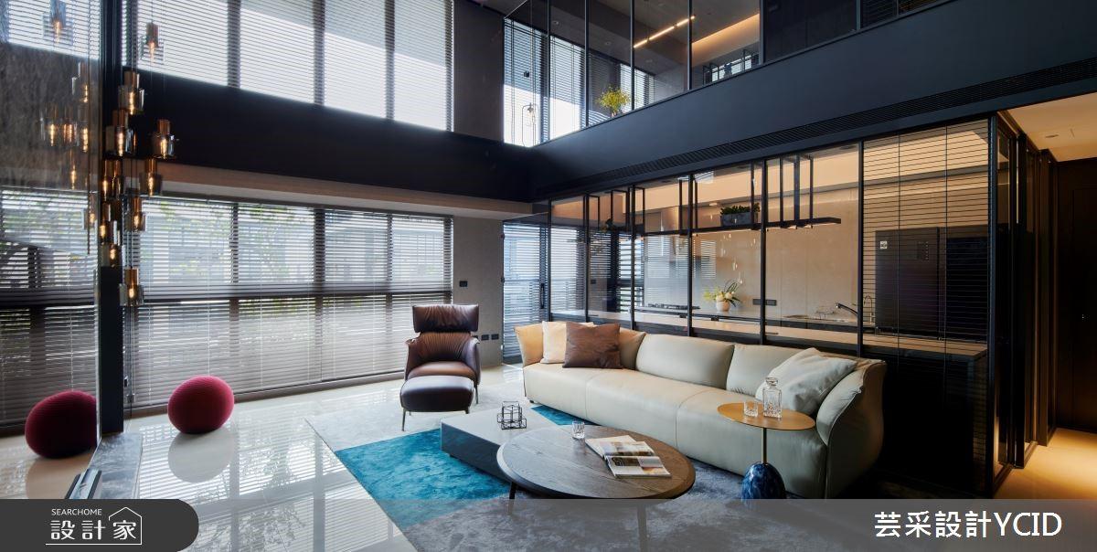 想跟韓劇歐巴一起住!玻璃與光打造豪宅的無垠視野
