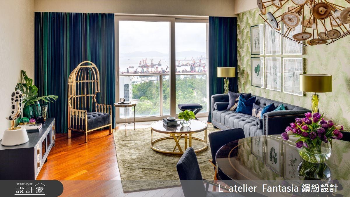 細膩專業的軟裝陳設,讓家的美感啟發感官、品味生活