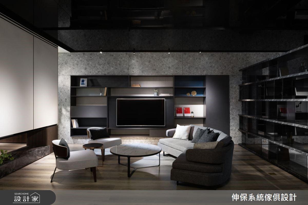 系統家具的時尚新呈現!隱藏門、隔間牆實現成家夢想