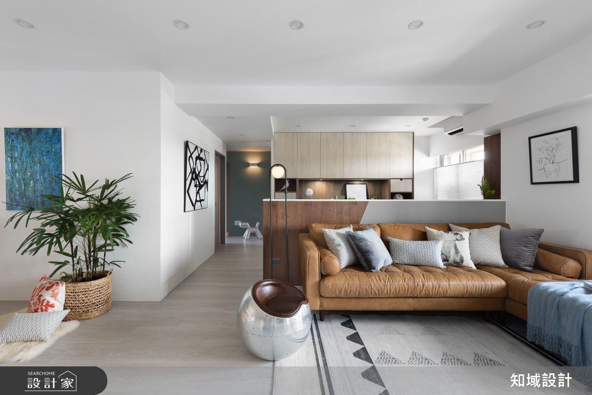 34坪老屋大改造!純白色系和木質調展現牙醫的暖心性格