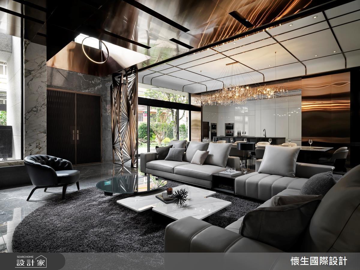 揭秘自地自建220坪豪宅!夢幻酒窖、高檔宴會廳跳脫對家的無限想像