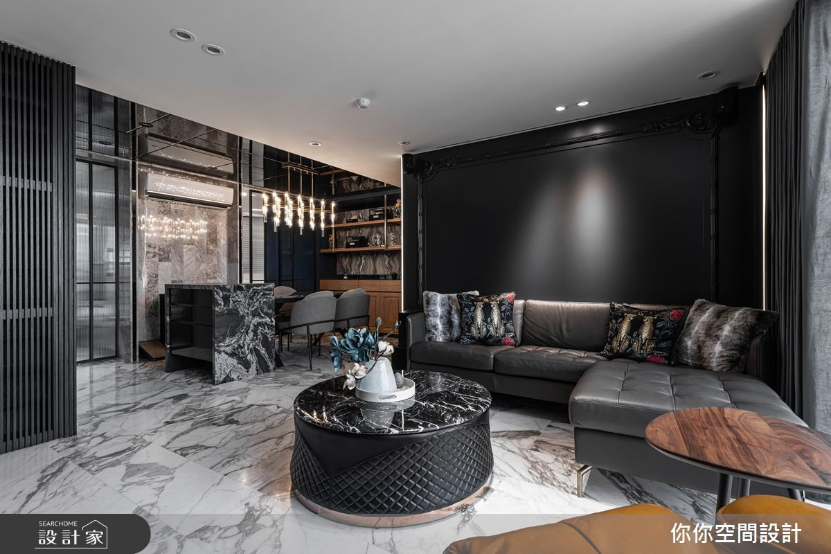 星級設計入宅!34坪樓中樓精緻佈局,預定大器的質感生活