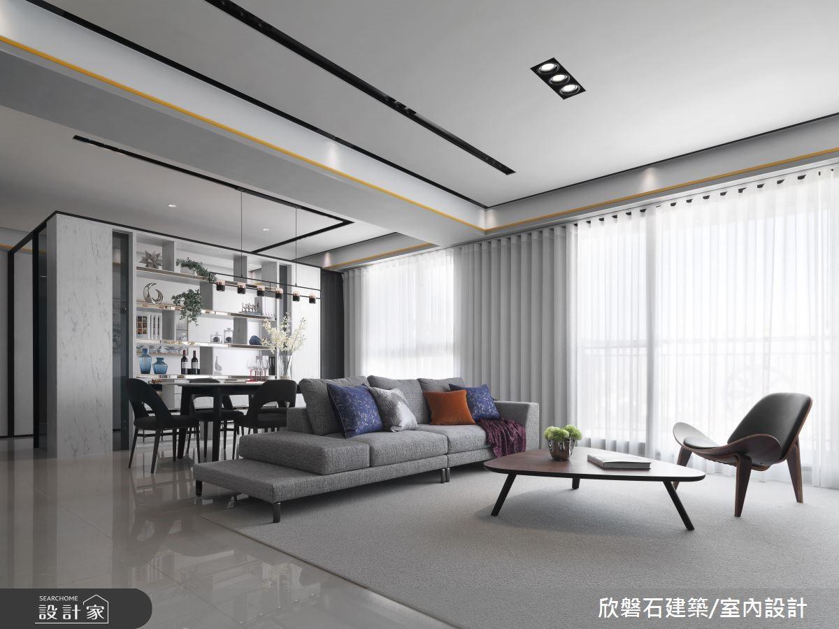 純淨妍好的白,實現賦有精緻細節的當代大宅