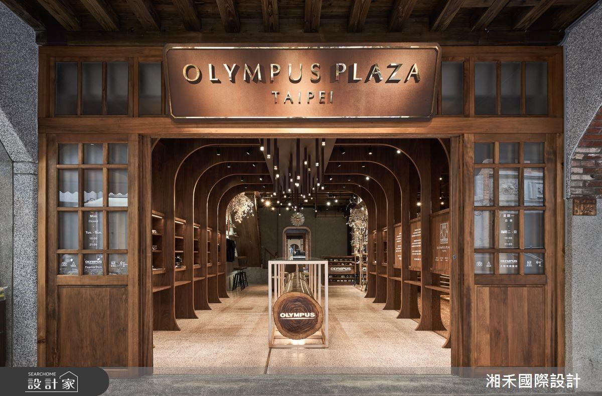 大稻埕百年建築藏攝影經典!OLYMPUS PLAZA TAIPEI 文青相機店 ,凝結迪化街的記憶