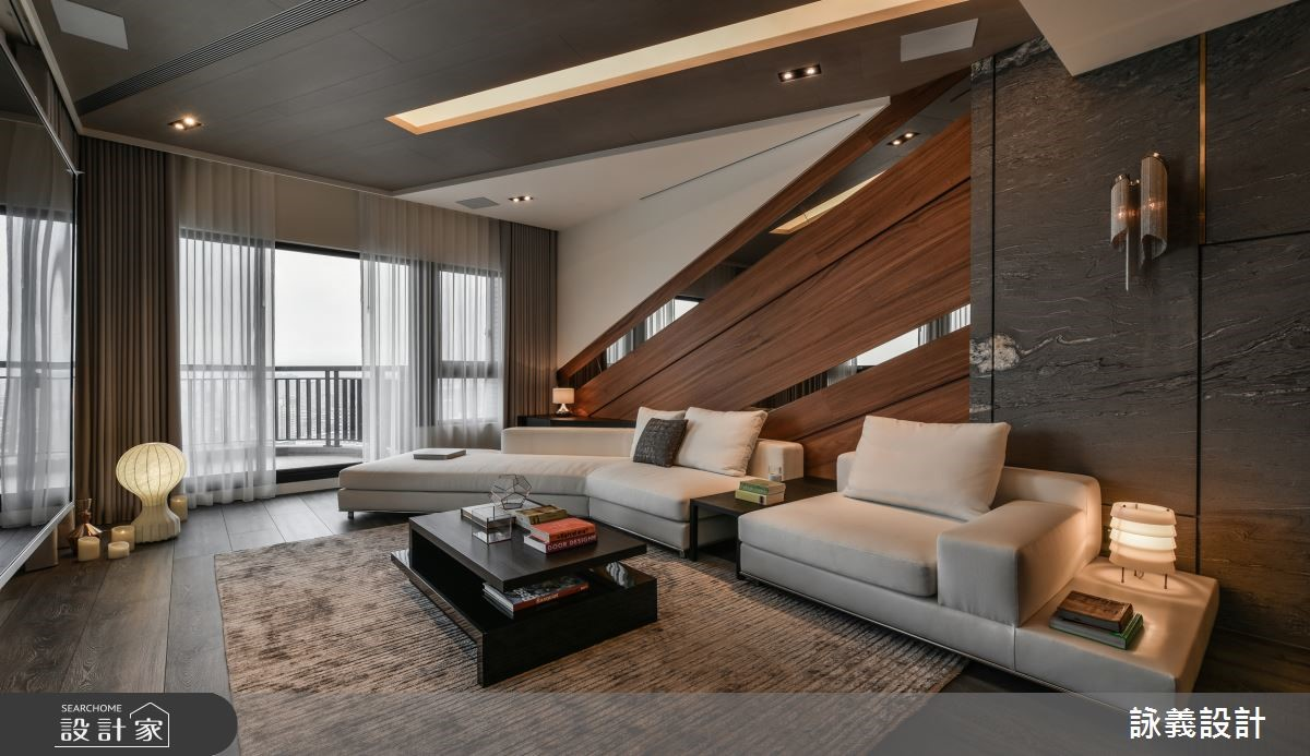 突破設計創意上限!風格與機能相融的現代美宅