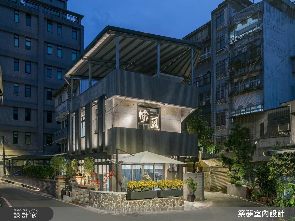 彷彿來到歐洲咖啡廳!50 年老屋翻新大改造,優雅變身飯店風民宿