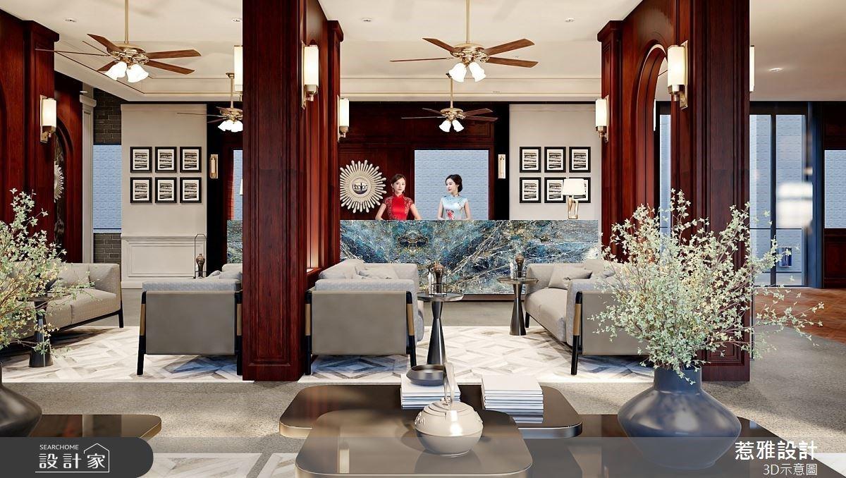 重返民國榮耀時刻 老屋再造清麗雅緻的風格酒店