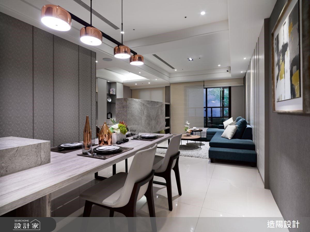 退休宅設計從安定人心開始!超開闊客廳、飯店感臥室創造洋溢的笑容