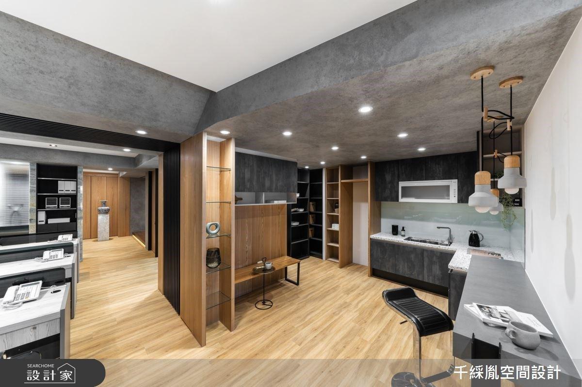 輕中式風辦公室也能很時尚?寫下靜謐禪意,讓工作變得更愜意!