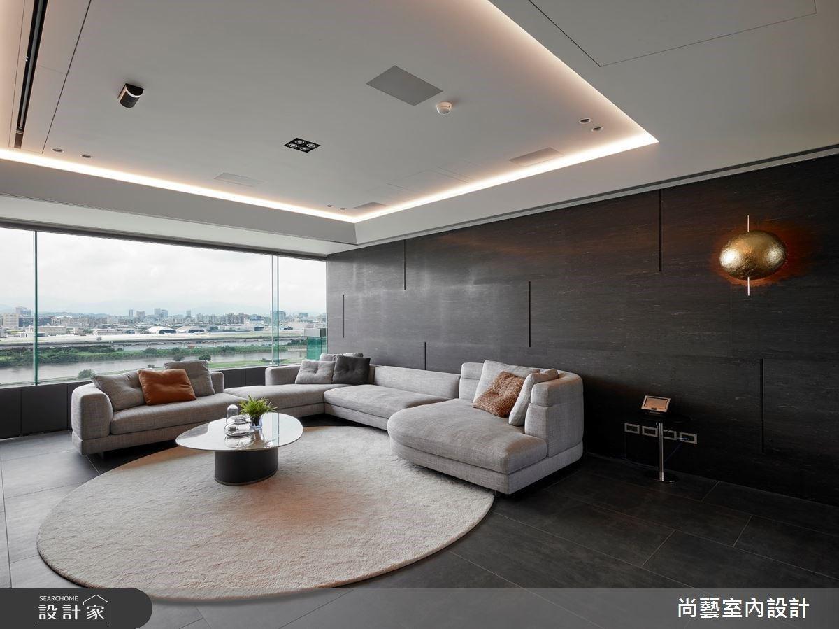 邂逅絕美河岸景觀!與台北 101 相伴的 54 坪都會休閒宅