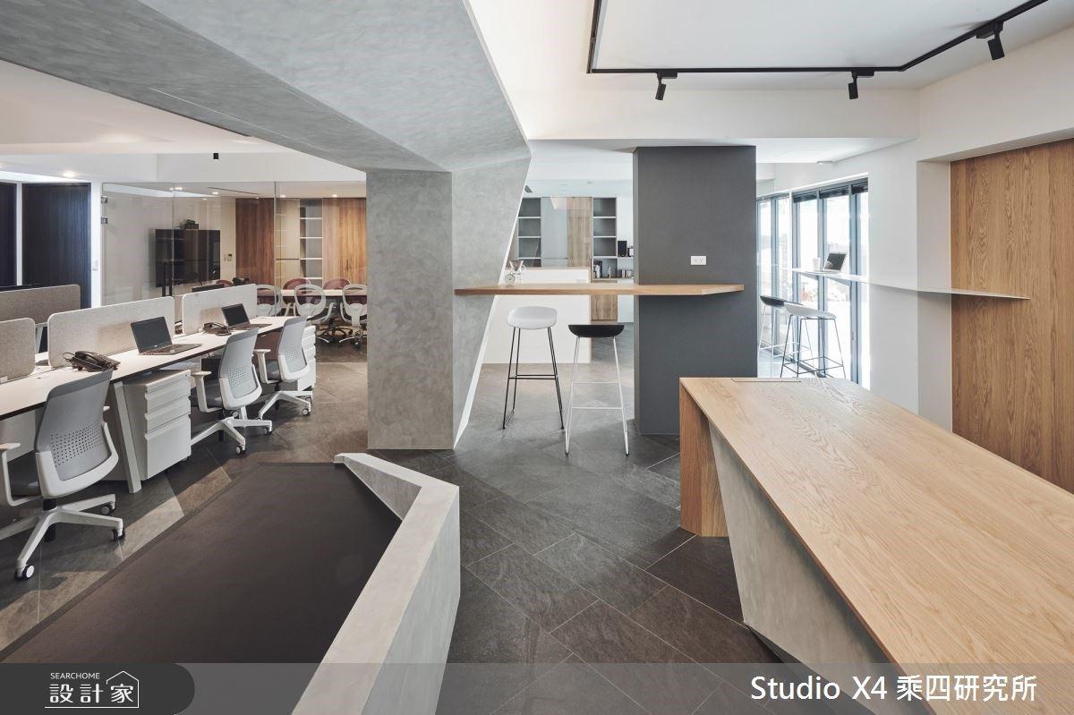 工作不只一種樣貌!讓員工好感度激增的 47 坪文青風辦公室