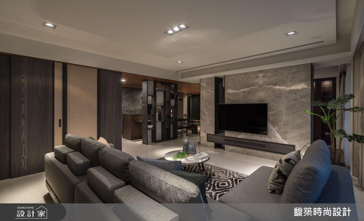 把溫泉飯店搬進家!坐擁頂級風呂的現代風景觀宅