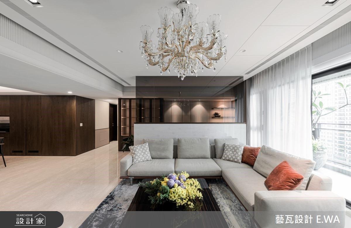 大收納、高機能、古典美!氣質玄關揭開簡約大宅的奢雅生活