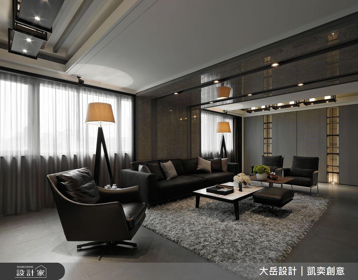 雋永的現代風典範!打造串聯情感的的居家迴廊