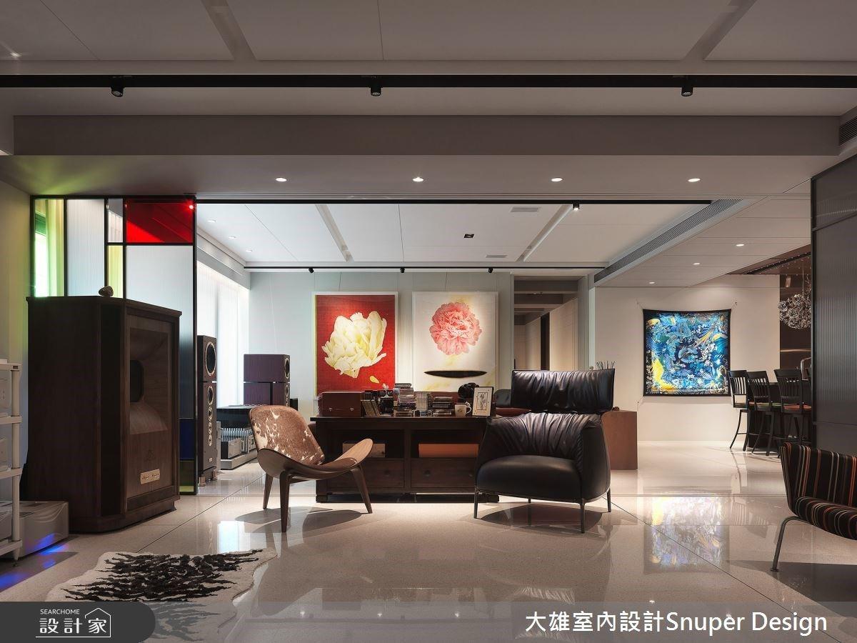 擁抱極簡純真年代!空間的藝術與紋理詮釋現代風尚宅