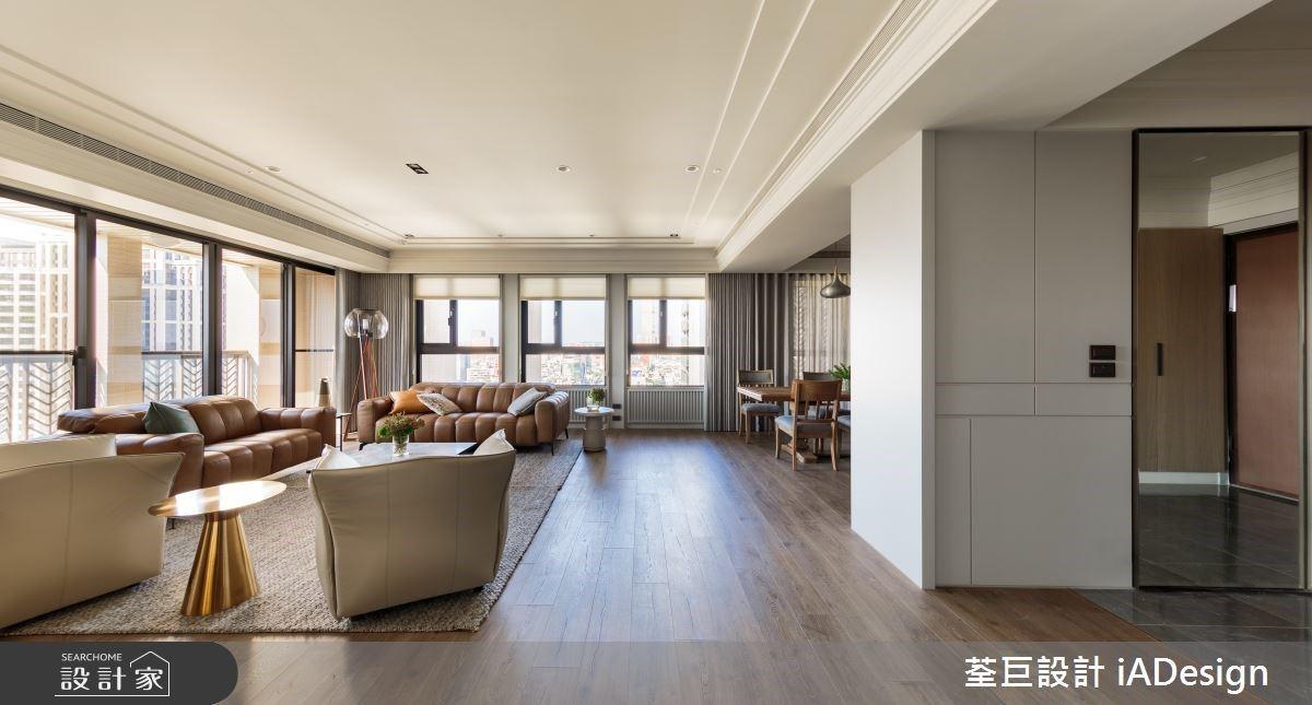 角落是生活,格局是氣度!宛如紐約公寓的居家好風景