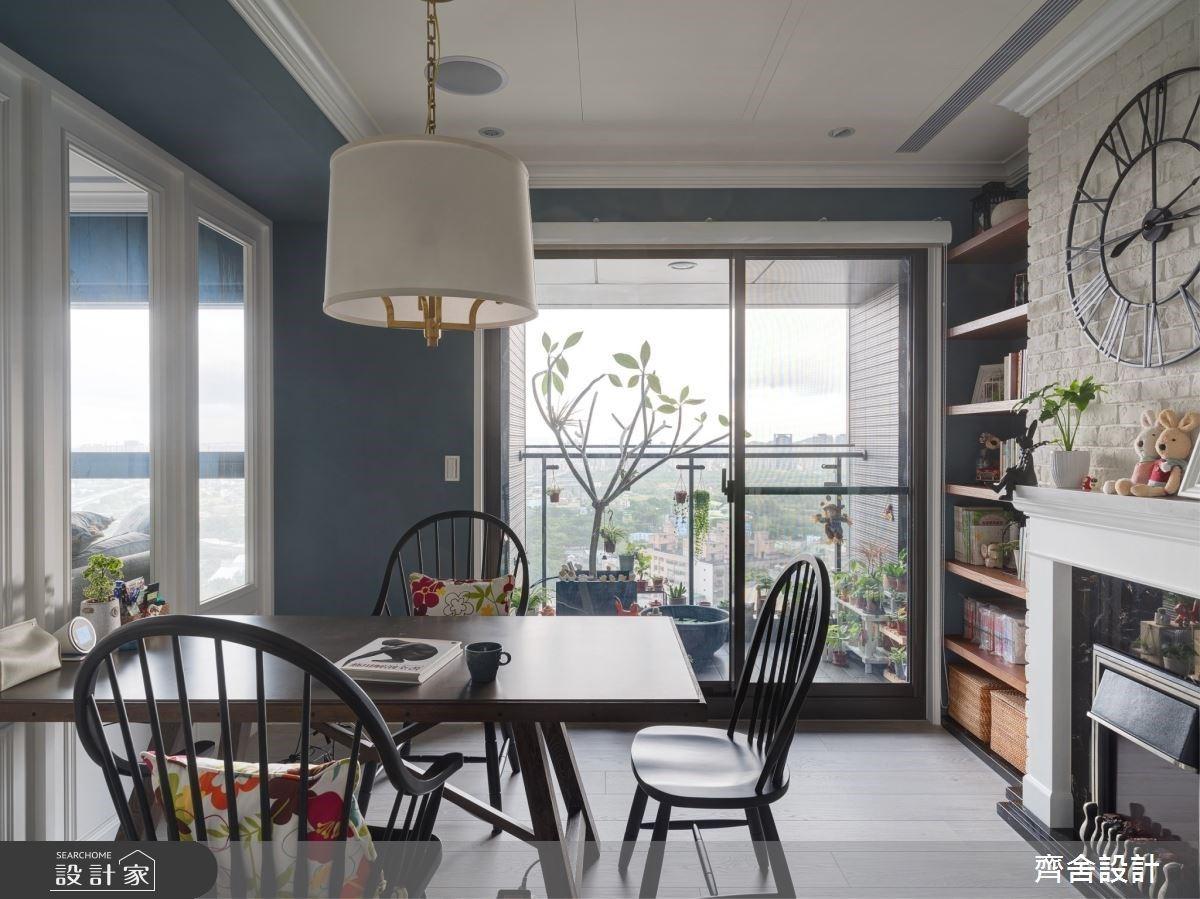 把陽台變花園、把書房變咖啡館!超乎想像的美式風居家