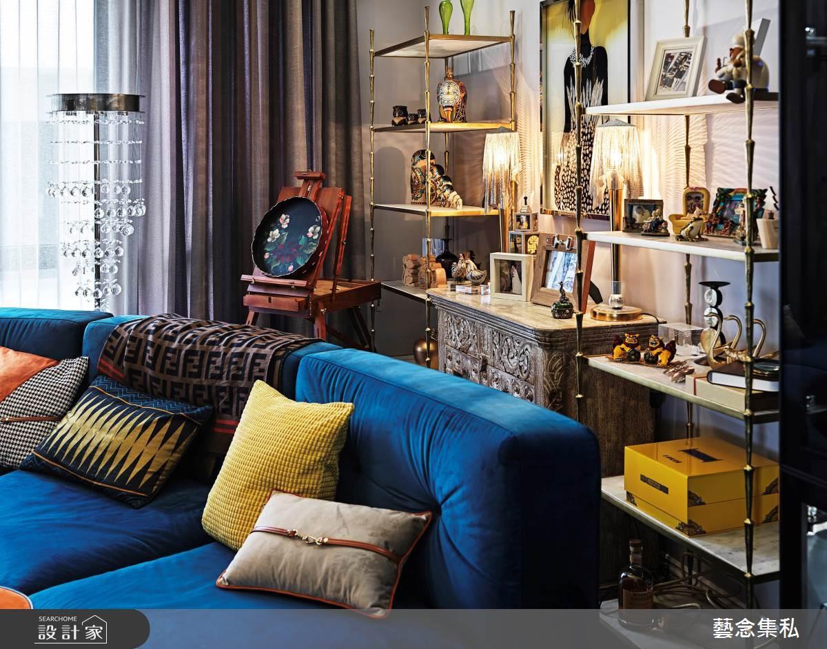 設計師的臨海之家,20年老家具混搭出時尚新風格