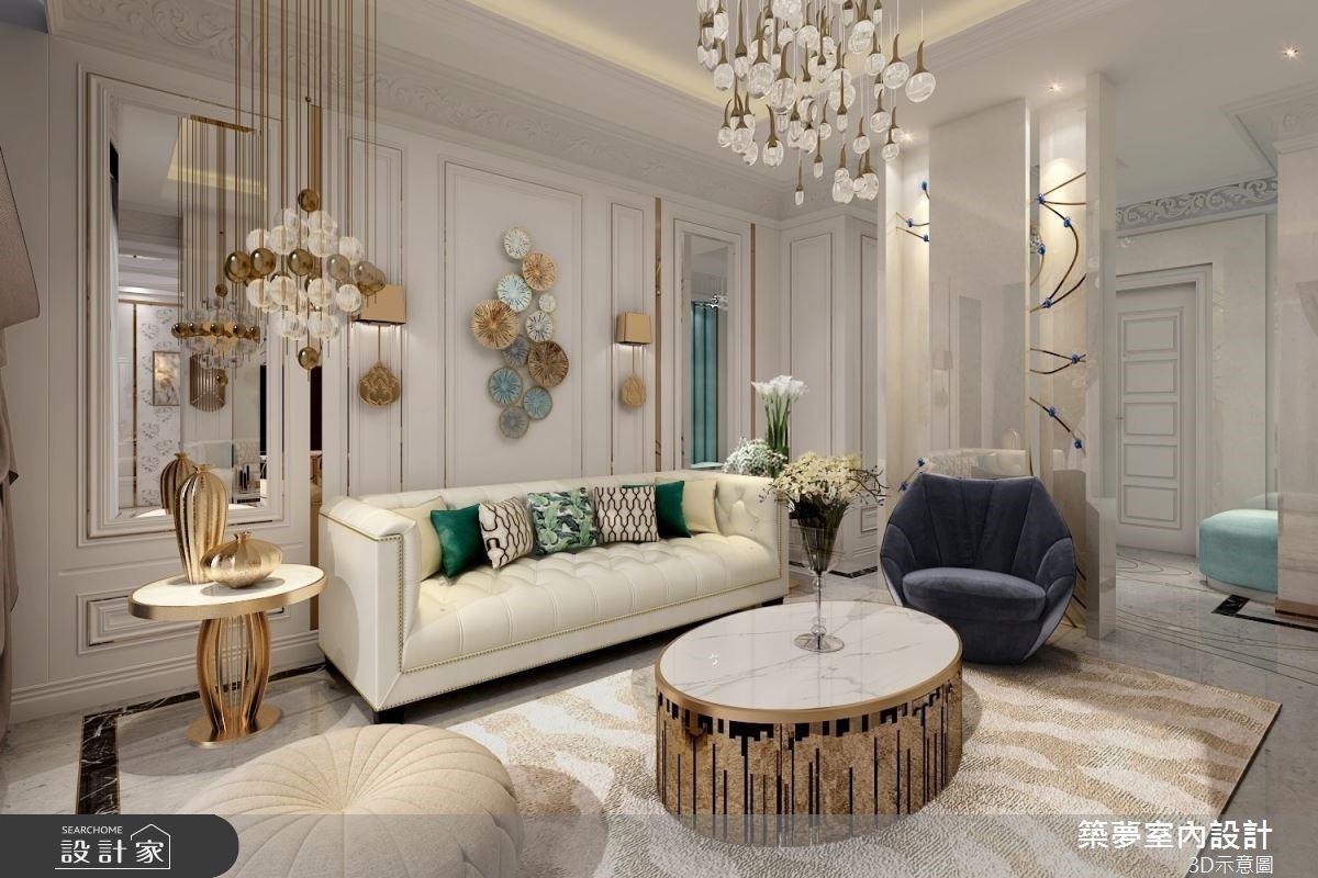 綻放新古典豪宅的杜拜情調!全盤規劃風水格局的極致奢華浪漫
