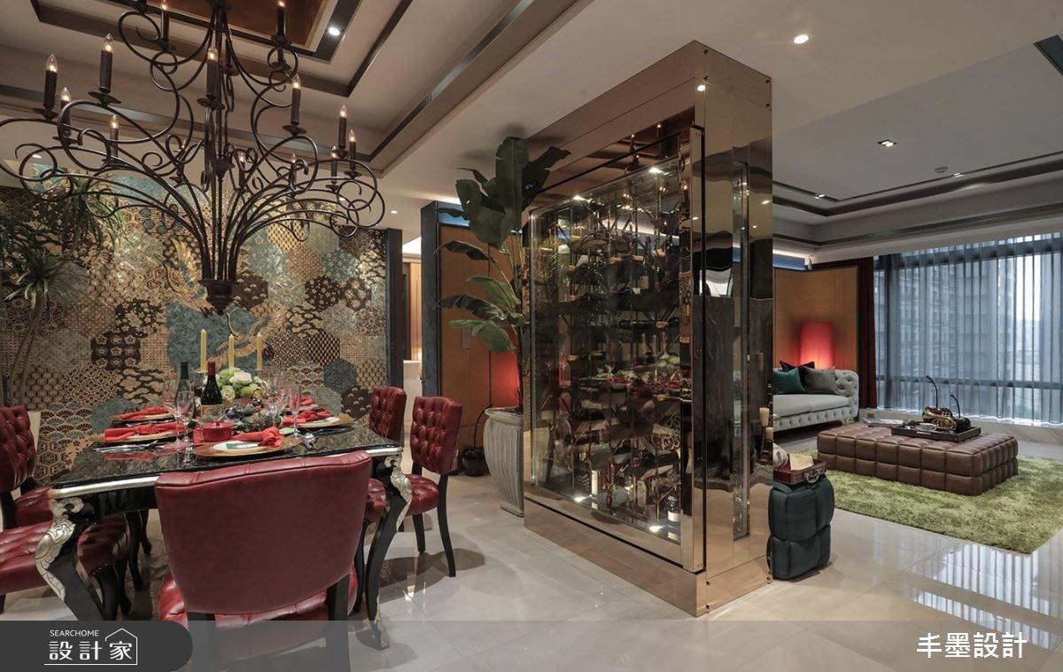 把家變成奢華五星飯店!東方古典與時尚現代的完美交融