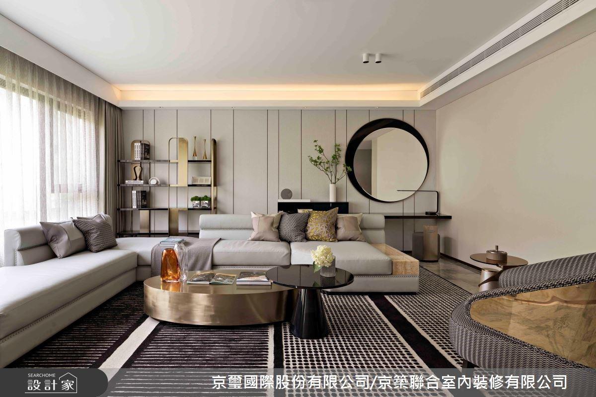 寓無形之美於有型宅邸!現代藝術豪宅用訂製家將生活重新演繹