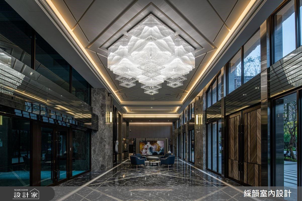 大尺度空間感+多樣化設施 磅礡氣度展現歐風現代殿堂