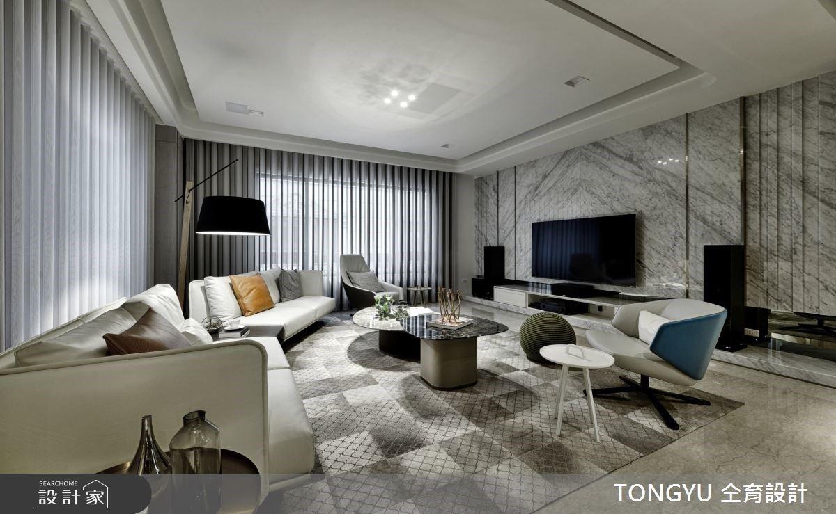 讓三代同堂成為經典!複合建材訂製百坪獨棟別墅的輕奢豪宅生活