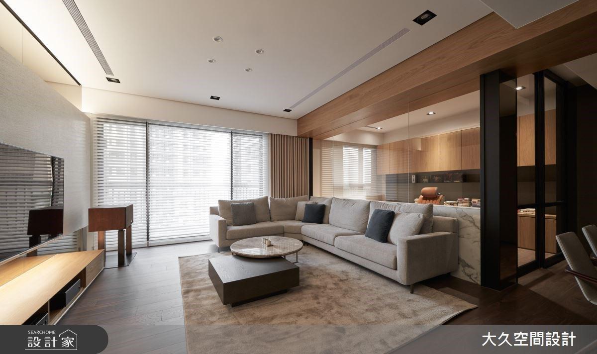 日式風客廳 + 美式風臥房! 完美實踐你的居家想望