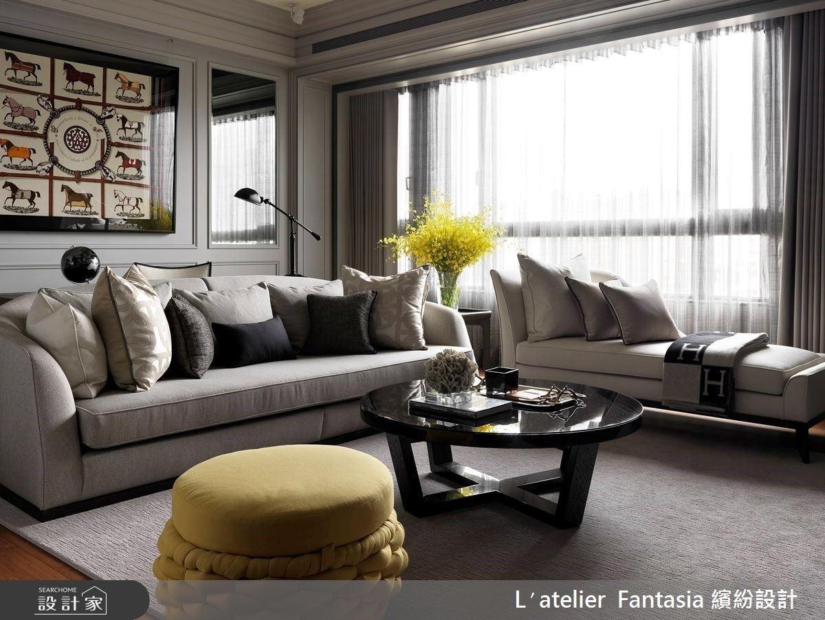 法國工藝的雕琢再現!演繹新古典豪宅的精品底蘊